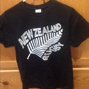 NEW ZEALAND RUGBY TSHIRT